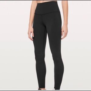 Lulu lemon black Wunder Unders